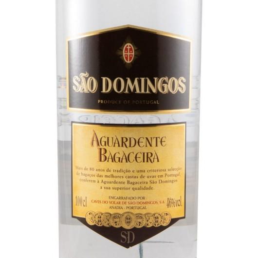 AGUARDENTE BAGACEIRA SAO DOMINGOS