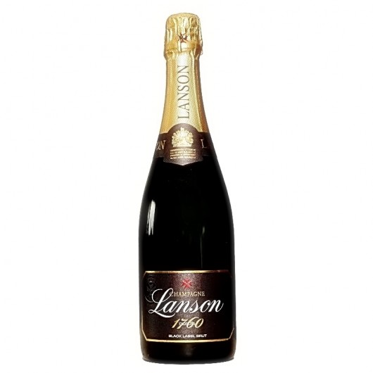 Champanhe Lanson Black Label  Bruto