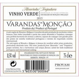 VARANDAS DE MONÇAO BRANCO