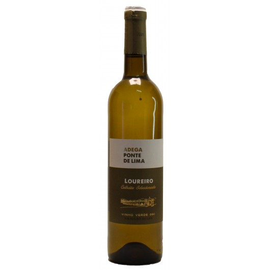 Vinho Verde Ponte Lima Loureiro P.I.Branco 2020 0.75L