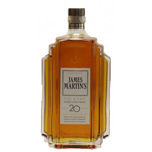 Whisky James Martins 20 Anos