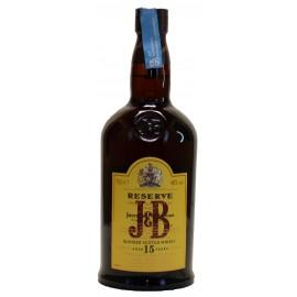 Whisky J&b 15 Anos