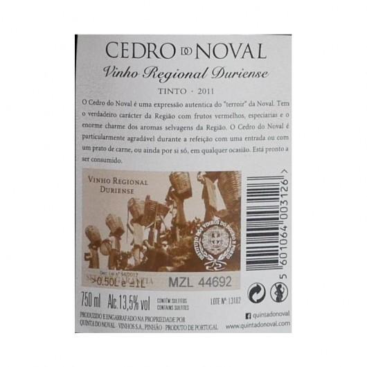 CEDRO DO NOVAL TINTO