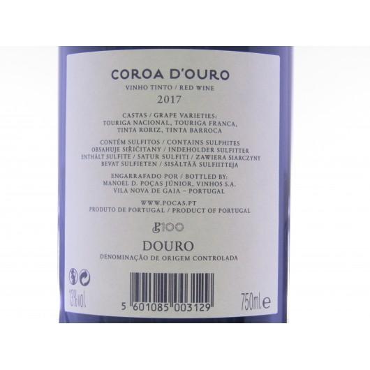 COROA D OURO TINTO