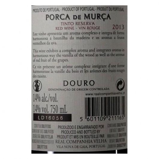 PORCA DE MURCA RESERVA TINTO