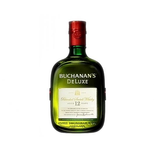 WHISKY BUCHANNANS  DELUXE 12 ANOS