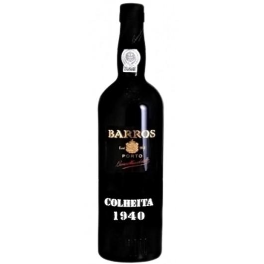 BARROS COLHEITA 1940