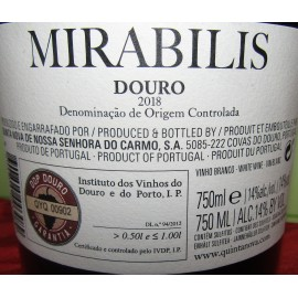 MIRABILIS GRANDE RESERVA BRANCO