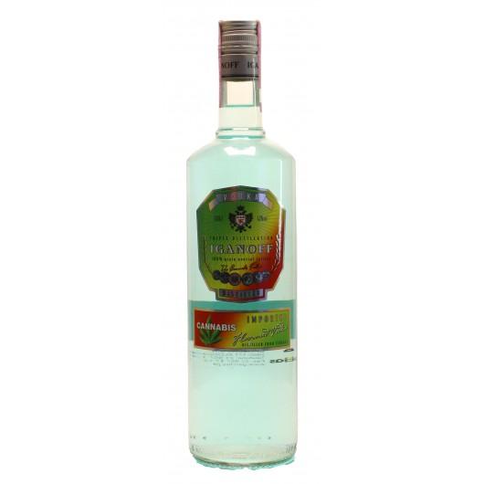 Vodka Iganoff Cannabis