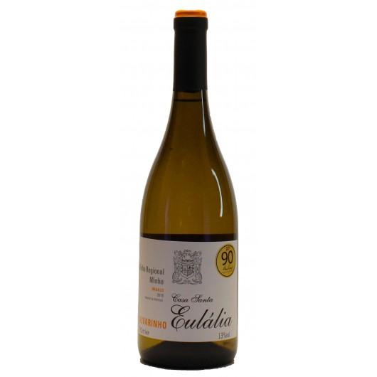 Vinho Verde Casa Santa Eulalia Alvarinho Superior 2020 0.75L