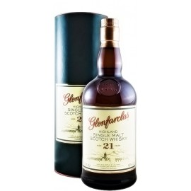 Whisky Glenfarclas 21 Anos