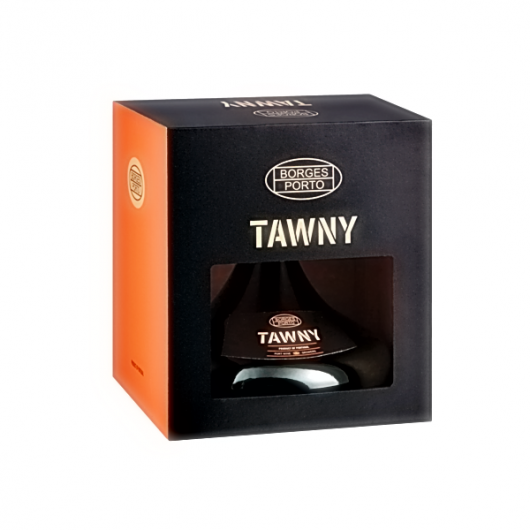 BORGES DECANTER TAWNY