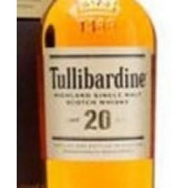 WHISKY TULLIBARDINE MALT 20 ANOS