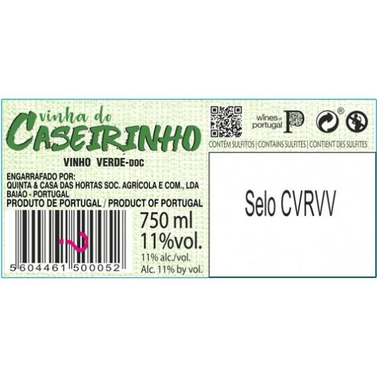 CASEIRINHO VERDE BRANCO
