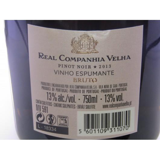 ESPUMANTE REAL COMPANHIA VELHA RESERVA BRUTO ROSE