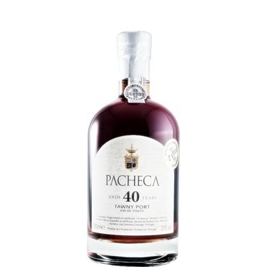 PACHECA 40 ANOS