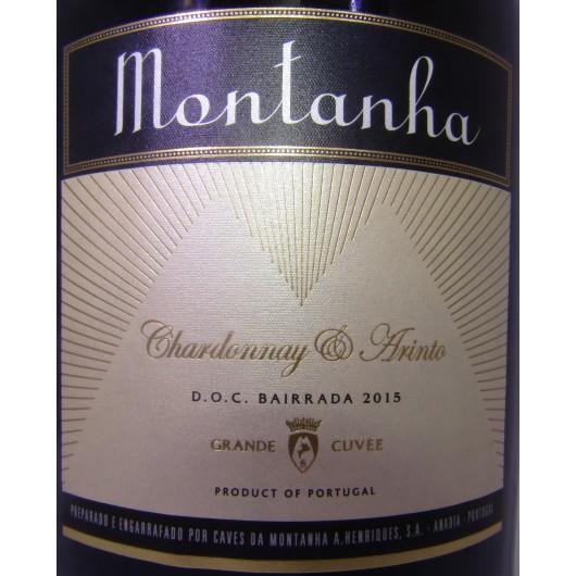 ESPUMANTE MONTANHA GRAND CUVEE CHARDONNAY/ARINTO RESERVA BRUTO