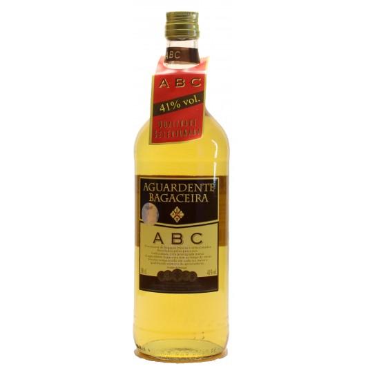 Aguardente Bagaceira A.B.C.Amarela 1.00L