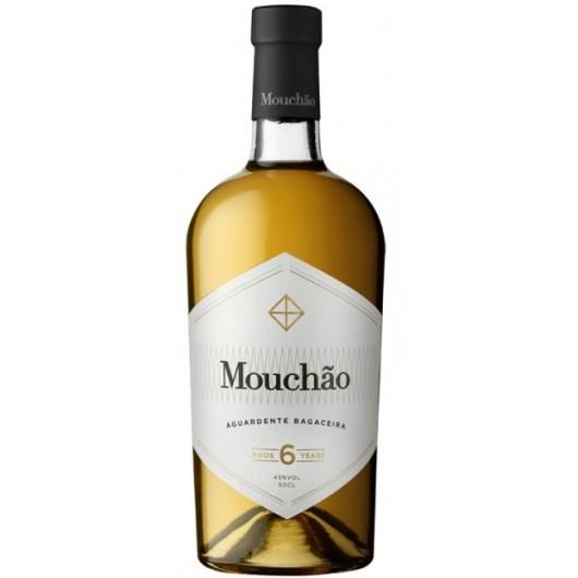 Aguardente Bagaceira Mouchao 6 Anos 0.50L